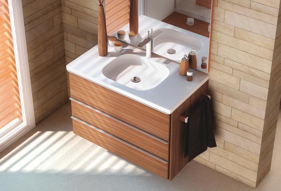 Waschbecken - Silestone Waschbecken für modernes Flair